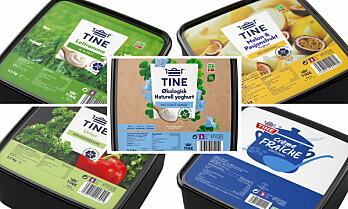 Flere bærekraftige løsninger fra Tine