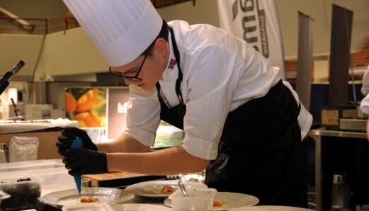 Disse unge kokkene får støtte av Eureca-fondet