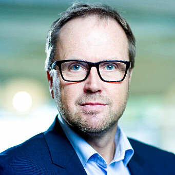 Espen Hoff. (Foto: Dely AS)