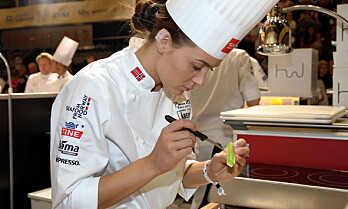 Årets kokk-kandidat: Runa Kvendseth