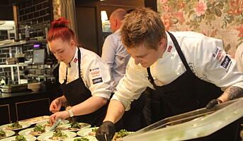 Årets kokk-kandidat: Marius Dragsten Kjelsrud
