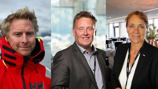 Tre nye direktører i Scandic