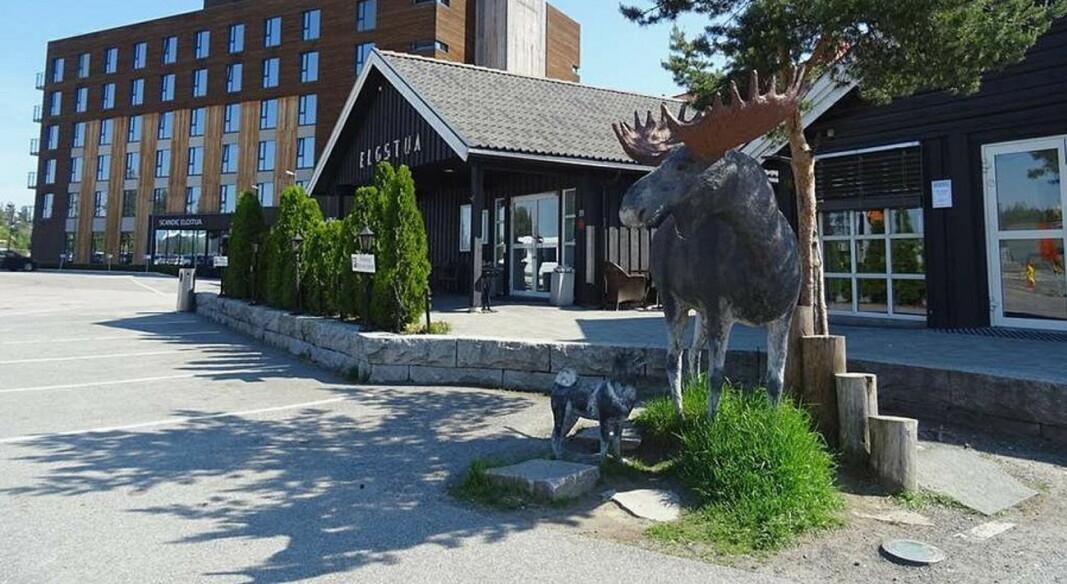 Elgstua - fra Scandic til Thon. (Foto: Thon Hotels)