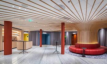 Oppgradert og nytt møtesenter på Sjølyst