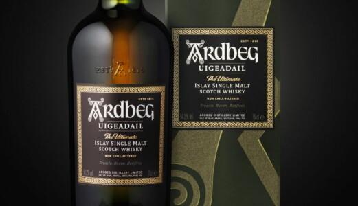 Inntar tronen som årets beste whisky