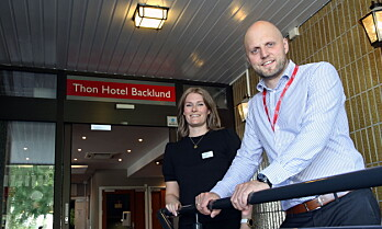 Historiske Thon Hotel Backlund