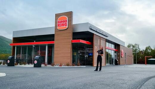 Leder ny Burger King-satsing i Oppdal