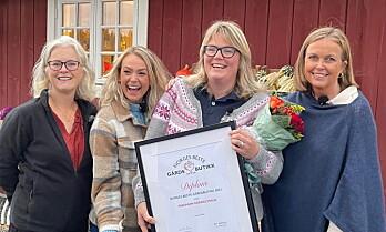 Norges beste gårdsbutikk