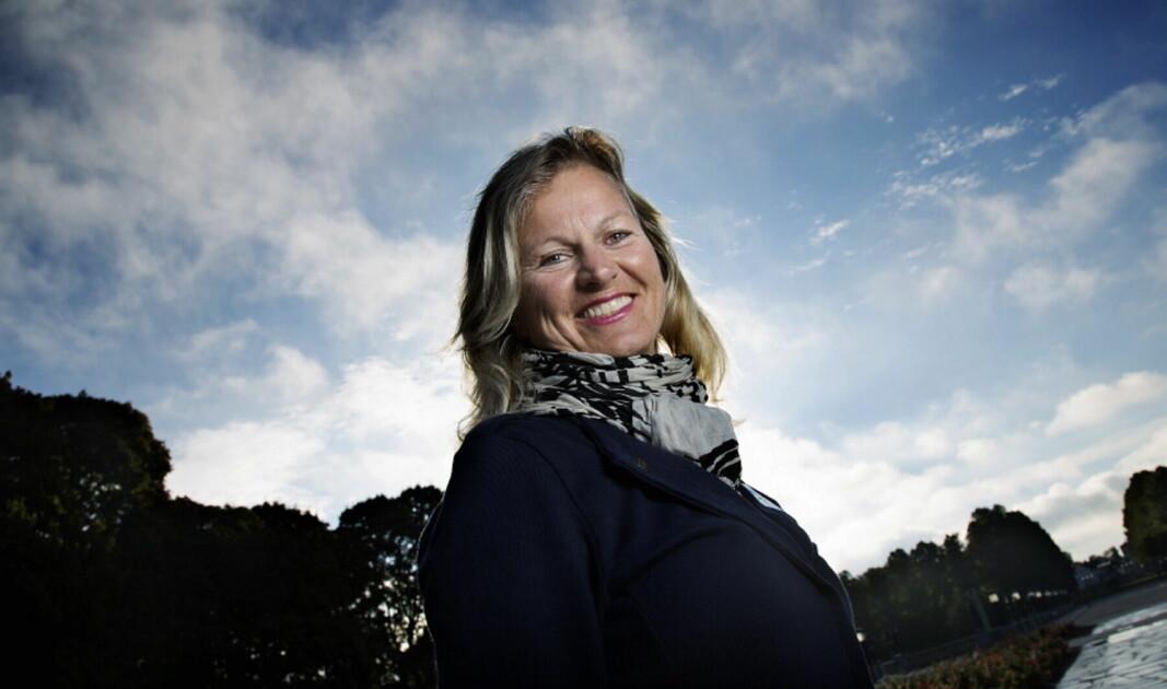 Kristin Krohn Devold, administrerende direktør i NHO Reiseliv, kommer til Østlandske Storhusholdning i Hamar onsdag 6. oktober.