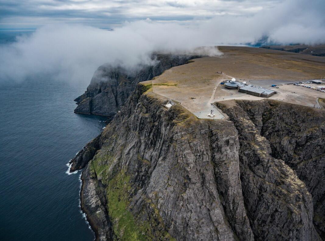 Nordkapp er det mest søkte norske reisemålet på Google maps. (Foto: Colourbox.com)