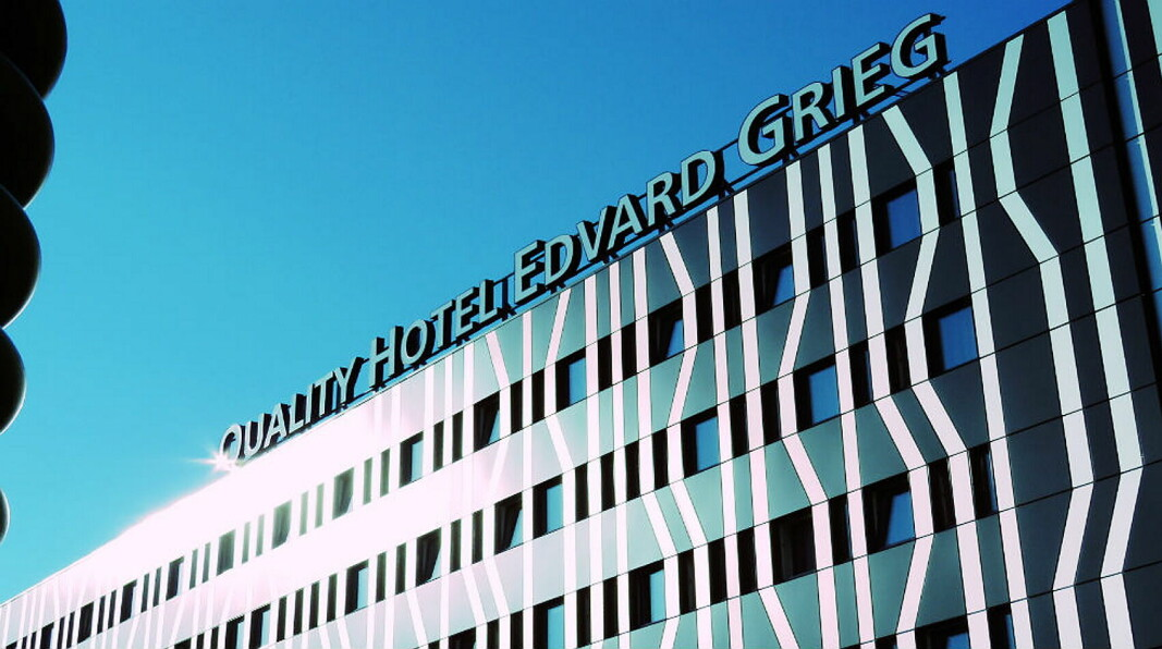 Quality Hotel Edvard Grieg. (Foto: Quality Hotels)