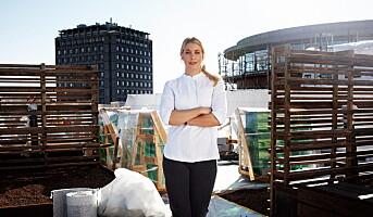 Skal lede restauranten på Frogners første takterrasse