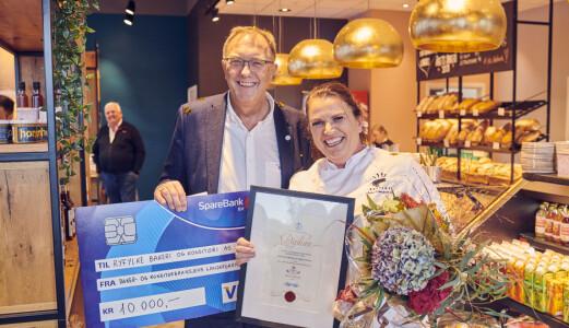 Ryfylke Bakeri og Konditori er «Årets bakeri 2021»