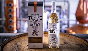Unikt samarbeid mellom akevitt- og whiskeyprodusent