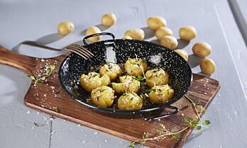 I dag hylles poteten