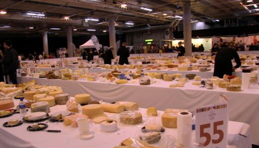 Norges beste ost skal kåres