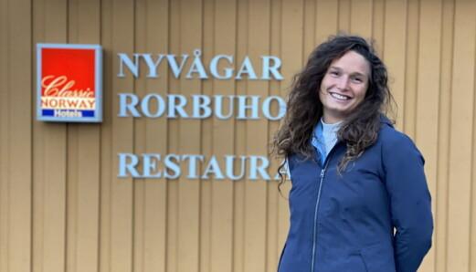 Ny hotellsjef for rorbuhotell i Kabelvåg