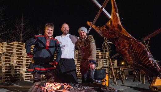 Satser stort på samisk matløft