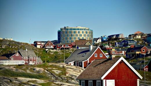 Best Western til Grønland