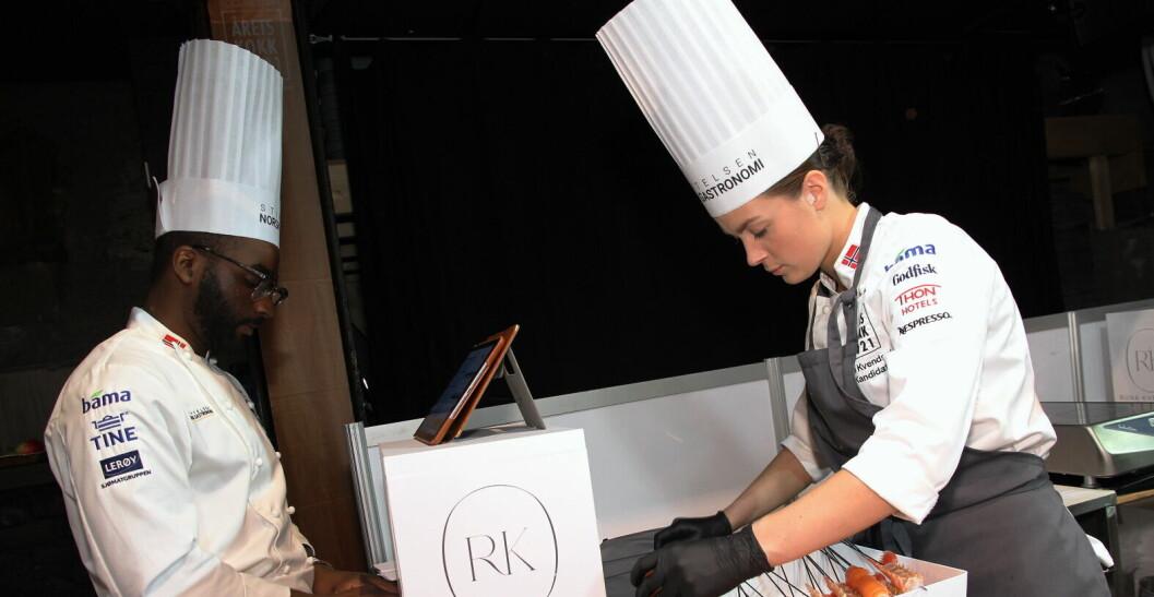 Kamp om å bli Norges beste kokk