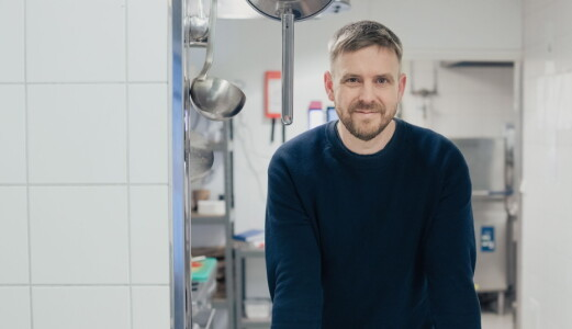 Utvikler restaurant-kit til 2,5 millioner nordmenn