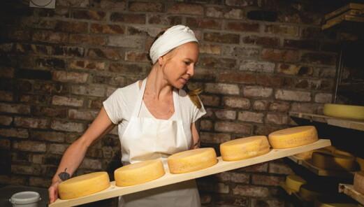 Kåret til Norges beste ost i 2021