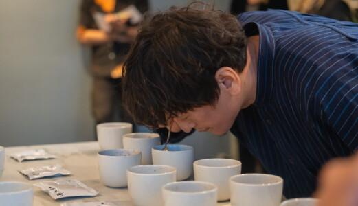 Japansk kaffe-plattform lansert i Norge